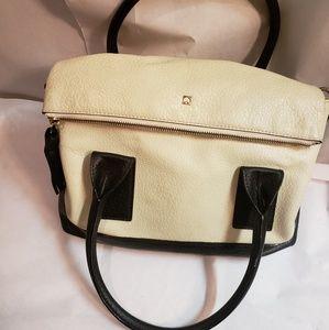 Kate Spade Ivory black purse Jenny trendy handbag